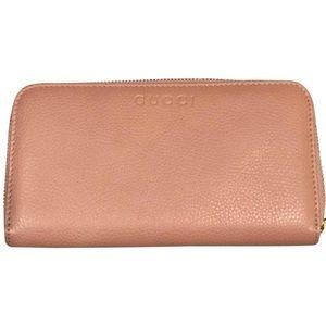 Gucci Women's mauve Wallet